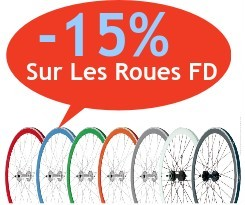 Soldes roues FD