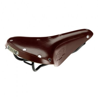 Selle Brooks B17 Marron Antic - FixieDesign